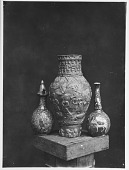 view Three Vessels with Elaborate Ornamentation [graphic] digital asset number 1