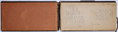 view Ernst Herzfeld Papers, Series 2: Sketchbooks; Subseries 2.01: Persia, 1923: Sketchbook 01 digital asset number 1