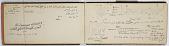view Ernst Herzfeld Papers, Series 2: Sketchbooks; Subseries 2.01: Persia, 1923: Sketchbook 04 digital asset number 1