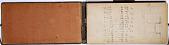 view Ernst Herzfeld Papers, Series 2: Sketchbooks; Subseries 2.01: Persia, 1923: Sketchbook 05 digital asset number 1