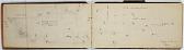 view Ernst Herzfeld Papers, Series 2: Sketchbooks; Subseries 2.01: Persia, 1924: Sketchbook 07 digital asset number 1