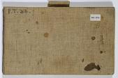 view Ernst Herzfeld Papers, Series 2: Sketchbooks; Subseries 2.07: Persepolis Terrace, 1933: Sketchbook 16 digital asset number 1