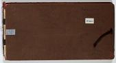 view Ernst Herzfeld Papers, Series 2: Sketchbooks; Subseries 2.07: Damascus, Spring 1930; Persepolis, Spring 1931: Sketchbook 18 digital asset number 1