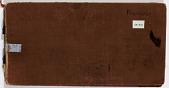 view Ernst Herzfeld Papers, Series 2: Sketchbooks; Subseries 2.07: Persepolis: Sketchbook 19 digital asset number 1
