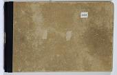 view Ernst Herzfeld Papers, Series 2: Sketchbooks; Subseries 2.07: Persepolis: Sketchbook 20 digital asset number 1