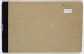 view Ernst Herzfeld Papers, Series 2: Sketchbooks; Subseries 2.07: Persepolis: Sketchbook 21 digital asset number 1