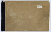 view Ernst Herzfeld Papers, Series 2: Sketchbooks; Subseries 2.07: Persepolis: Sketchbook 22 digital asset number 1