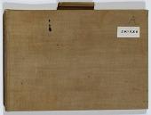 view Ernst Herzfeld Papers, Series 2: Sketchbooks; Subseries 2.10: Prehistoric Objects: Sketchbook 25 digital asset number 1