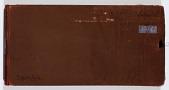 view Ernst Herzfeld Papers, Series 2: Sketchbooks; Subseries 2.12: Antiquities 1: Sketchbook 27 digital asset number 1