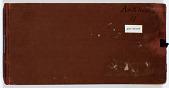 view Ernst Herzfeld Papers, Series 2: Sketchbooks; Subseries 2.12: Antiquities 2: Sketchbook 28 digital asset number 1