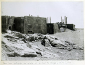 view Persepolis (Iran): Northwestern Corner of Terrace Complex and Outcrops of Unwrought Bedrock [graphic] digital asset number 1