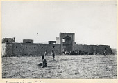 view Vicinity of Shiraz (Iran): Unidentified Caravanserai [graphic] digital asset number 1