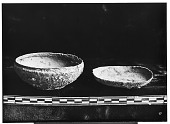 view Vicinity of Nihavand (Iran): Small Metal Bowls, from Prehistoric Mound of Tepe Giyan [graphic] digital asset number 1