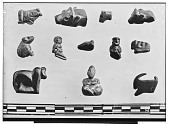 view Constantinople (Turkey): Small Stone Figures digital asset: Constantinople (Turkey): Small Stone Figures [graphic]
