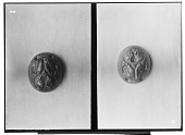 view Sassanid Stone Seal [graphic] digital asset number 1