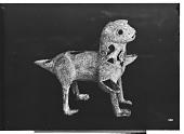view Hamadan (Iran): Bronze Object with Animal Design [graphic] digital asset number 1