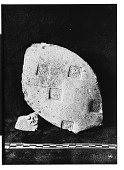 view Fragments of Sassanid Ware with Stamped Design [graphic] digital asset number 1