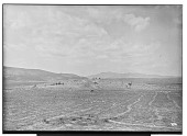 view Excavation of Pasargadae (Iran): View of the Valley with Archaeological Sites [graphic] digital asset number 1