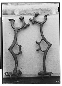 view Pair of Bronze Legs for Table [graphic] digital asset number 1