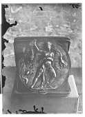 view Bakhtrian Medallion Depicting Female Figure with Snake [graphic] digital asset number 1