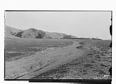 view Excavation of Persepolis (Iran): Northern Fortress Wall at the Foot of the Mountain Kuh-i Rahmat digital asset: Excavation of Persepolis (Iran): Northern Fortress Wall at the Foot of the Mountain Kuh-i Rahmat [graphic]