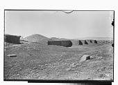view Excavation of Persepolis (Iran): Northern Wall of the Terrace Complex: View before Excavation digital asset: Excavation of Persepolis (Iran): Northern Wall of the Terrace Complex: View before Excavation [graphic]