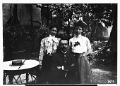 view Herzfeld's Sisters, Elizabeth and Charlotte with Herr Bolt [graphic] digital asset number 1