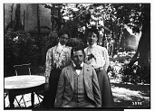 view Herzfeld's Sisters, Elizabeth and Charlotte with Moritz Sobernheim [graphic] digital asset number 1