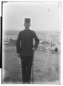 view Northern Syria: Military Officer of the Ottoman Empire [graphic] digital asset number 1