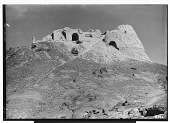 view Excavation of Kuh-e Khwaja (Iran): Ruins of Fortified Structure Called Chehel Dokhtaran, Looking towards the East digital asset: Excavation of Kuh-e Khwaja (Iran): Ruins of Fortified Structure Called Chehel Dokhtaran, Looking towards the East [graphic]