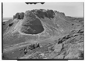 view Excavation of Kuh-e Khwaja (Iran): Ruins of Fortified Structure Called Chehel Dokhtaran, Looking towards the South-East digital asset: Excavation of Kuh-e Khwaja (Iran): Ruins of Fortified Structure Called Chehel Dokhtaran, Looking towards the South-East [graphic]