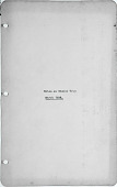 view Notes on Shensi Trip, March 1924 digital asset number 1