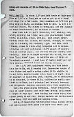 view Notes and Records of Yu Ho Chen Trip, May 21-June 8, 1924 digital asset number 1
