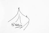 view Sir Edmund Hillary Autograph digital asset: Sir Edmund Hillary Autograph