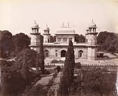 view Still Prints of Asia: Mausoleum of Prince Etmad-Dowlach, Agra digital asset: Still Prints of Asia: Mausoleum of Prince Etmad-Dowlach, Agra
