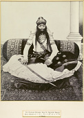 view Still Prints of Asia: His Highness Maharao Raja Sir Raghubir Singhjt Sahib Bahadur G.C.S.I.; G.C.I.E.; G.C.V.O. of Bundi, circa 1888 digital asset: Still Prints of Asia: His Highness Maharao Raja Sir Raghubir Singhjt Sahib Bahadur G.C.S.I.; G.C.I.E.; G.C.V.O. of Bundi, circa 1888