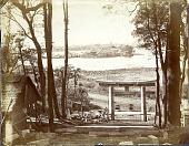 view Tokyo: Shinobazu Pond in Ueno, ca. 1870s. [graphic] digital asset number 1