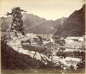 view Ikuno Silver Mine, ca. 1879 [graphic] digital asset number 1