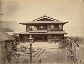 view Hakone: Hafuya Hotel digital asset: Hakone: Hafuya Hotel, [graphic]