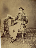 view Meiji Emperor, 1873. [graphic] digital asset number 1
