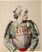 view 182 [Samurai in armor], [1860 - ca. 1900]. [graphic] digital asset number 1
