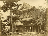 view Kyoto: Chion'in,view of Sanmon digital asset: Kyoto: Chion'in,view of Sanmon [graphic]
