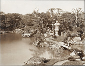 view Tokyo: Hotta Garden (Shichishoendo) at Mukojima, ca. 1872. [graphic] digital asset number 1