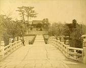 view Kyoto: Entrance to Otani Honganji (Nishi Otani) digital asset: Kyoto: Entrance to Otani Honganji (Nishi Otani) [graphic]
