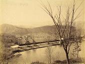 view Kyoto: Shugakuin, circa 1877. [graphic] digital asset number 1