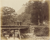 view Hakone Pass, [1860 - ca. 1900]. [graphic] digital asset number 1