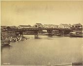 view Bridge in Tokyo [ca. 1871 - 1872]. [graphic] digital asset number 1