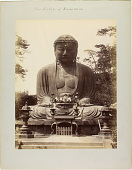 view Dai Butsu of Kamakura, [1860 - ca. 1900]. [graphic] digital asset number 1