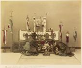 view Boy's festival indoor celebration, [1860 - ca. 1900]. [graphic] digital asset number 1