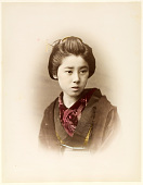 view 20 [Portrait: young girl], [1880s]. [graphic] digital asset number 1